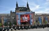 Парад Победы на Красной площади, 9 мая 20018 года