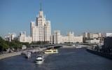 Лето в Москве
