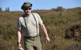 Владимир Путин на отдыхе в Туве