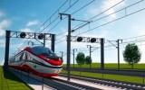 Концепт первого российского высокоскоростного поезда