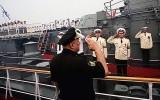 День ВМФ России на Тихоокеанском флоте