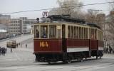 Московский парад трамваев