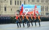 Парад Победы на Красной площади, 9 мая 2019 г.