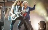Первый сольный концерт Bon Jovi в России