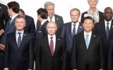 Саммит G20 в Осаке (Япония(