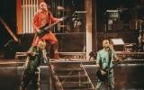 Концерт культовой немецкой группы Rammstein в Москве