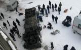 Падение автобуса с моста в Забайкалье