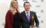 Церемония вручения премии Чарли Чаплина в Москве