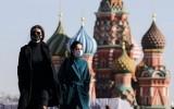 Коронавирус: Москва на карантине