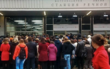 Москва: первый день с цифровыми пропусками