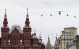 Авиационный парад в честь 75-летия Великой Победы в Москве