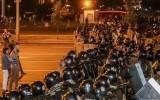 Белоруссия. Ночь после выборов