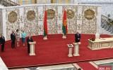 Церемония инаугурации президента Белоруссии