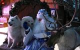 Резиденция Деда Мороза в парке «Роев ручей»