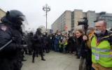 Акции протеста в поддержку Алексея Навального