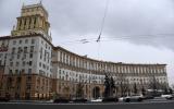 Реставрация скульптур на башнях домов в Москве