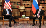 Встреча Владимира Путина и Джо Байдена в Женеве