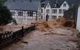 Наводнение в Германии и его последствия