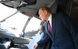 Путин принял участие в церемонии открытия МАКС-2021
