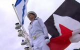 Парад в честь 325-летия Военно-морского флота России